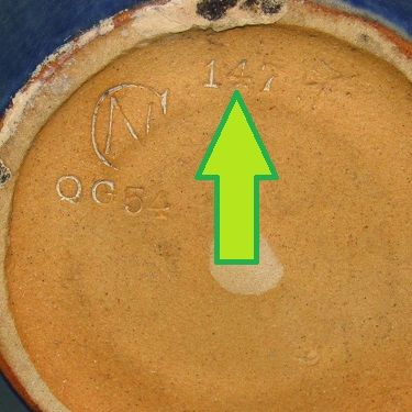 Newcomb Pottery Mark
